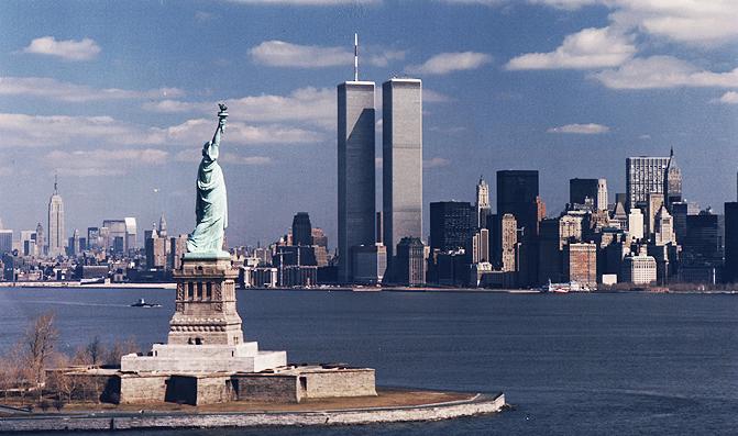 World trade center September 11th effect