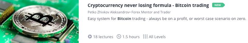 course on bitcoin trading