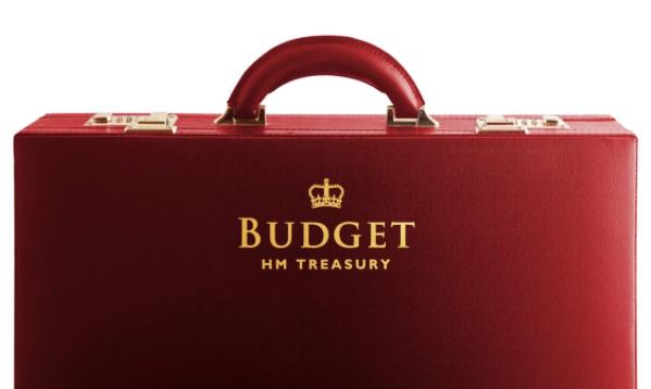 stock market anomalies - uk budget day
