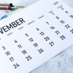november portfolio review header