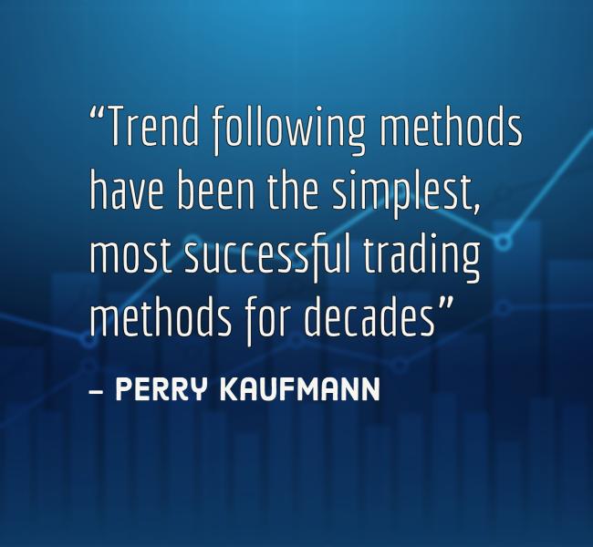 trend following methods perry kaufmann